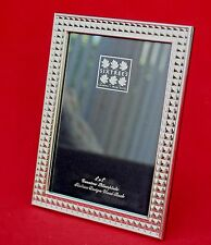 "GORGEOUS ""SIXTREES"" SILVER PLATED  PHOTO FRAME - UNUSED & PERFECT!"
