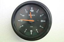 Porsche 964 Uhr Zeituhr Instrument Rundinstrument clock VDO 96464170100