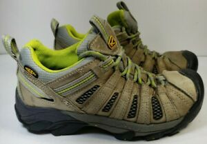 Keen voyageur Women's green hike boots  Shoes Size 7 eur 37.5