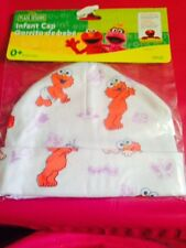 LOT OF 7-COTTON SOFT CAP HAT HEAD COVER 0-6 MTHS NEW GOING OUT OF BUSINESS SALE