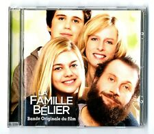 CD ★ LA FAMILLE BELIER - B.O.F BANDE ORIGINALE DU FILM ★ 16 TITRES ALBUM 2014