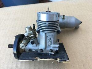 OS Max 25 Airplane Engine with 842 Muffler