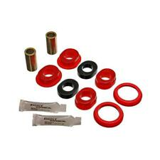 Energy Suspension Axle Pivot Bushing 4.3124R; 2WD Oval Red for Ford F-Series