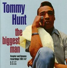 Tommy Hunt - Biggest Man [New CD] UK - Import