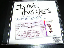Dave Hughes – Whatever Australian Comedy CD – Like New