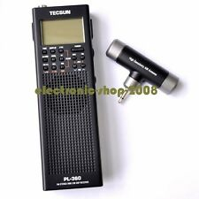 New Chinese Famous TECSUN Radio PL-360 /PLL DSP AM/FM/SW/LW World Band Receiver