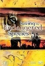 Saving The Endagered Species (DVD, 2005)