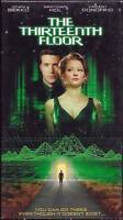 The 13th Floor (VHS)