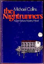 THE NIGHTRUNNERS (Michael Collins/Dennis Lynds/1st US/Dan Fortune, one-armed PI)
