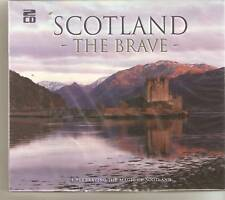 SCOTLAND - THE BRAVE - 2 CD BOX SET