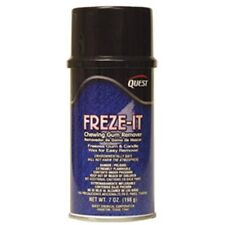 Quest/Vapco Freze-It Chewing Gum Remover 12 Cans (Case)  NEW LOW PRICE!