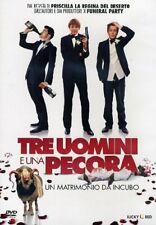 Tre Uomini E Una Pecora DVD LUCKY RED