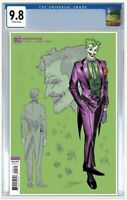 💥Batman #95 CGC 9.8 Graded 1:25 Incentive Variant The Joker Cover Pre-Order💥