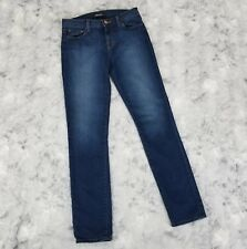 J Brand Jeans Skinny Leg Saltwater Denim Slim Cotton Stretch USA Size 26