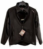 Gerbing Heated Clothing Soft Shell Core Heat 7V Men's Black Jacket Size L Large