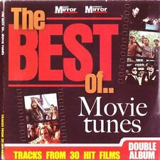 BEST OF MOVIE TUNES - PROMO 2 CD SET / 30 TRACKS - OCEANS 11, TITANIC, SPY GAME