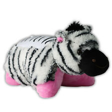 My Pillow Pets Dream Lites Zippity Zebra Childrens Kids Night Light Plush Toy