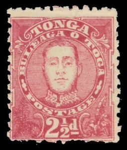TONGA 30 (SG33) - King George II Definitive Issue (pa38698)