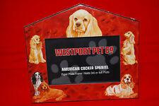 Dog House Picture Frames Westport Pet New Paperboard Assorted Breeds S6413