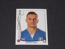 323 ABATE MILAN AC ITALIA PANINI FOOTBALL FIFA WORLD CUP 2014 BRASIL