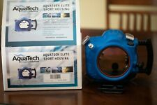 AquaTech Elite 5D4 Water Housing for Canon 5D Mark IV