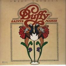 "12"" Buffy Sainte Marie Sweet America (Free The Lady) 70`s ABC Records"