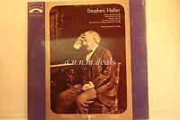 "Gerhard Puchelt Piano Stephen Heller Solitary Rambles Genesis, LP 12"" (NEW)"