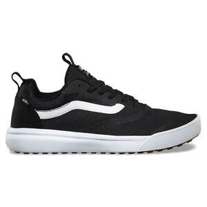 "Vans ""Ultrarange Rapidweld"" Sneakers (Black/White) Unisex Athletic Running Shoes"