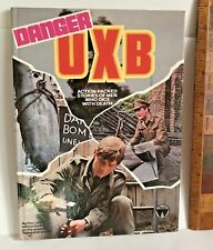 VINTAGE 1979 DANGER UXB TV SERIES PHOTO ANNUAL HB UK ANTHONY ANDREWS EXC-NM!!!