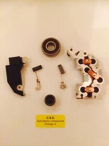 NEW Alternator Rectifier Regulator Bearings Brushes Delco CS144 Alternator