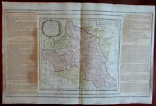 Poland Lithuania Prussia Gulf Danzig 1766 Brion & Desnos historical map