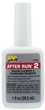Pacer Zap After-Run Engine Oil 1 oz PT31 ZAP