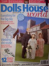 DOLLS HOUSE WORLD MAGAZINE - ISSUE: 189