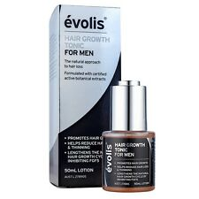 Evolis Hair Growth Tonic for Men 50ml (Hair Loss Treatment)