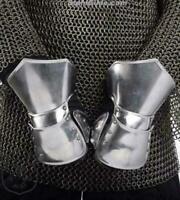 Larp Fantasy Medieval Costume Steel Armour Gauntlet Inch Weg Des Schwertes gift