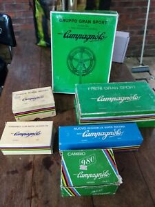 CAMPAGNOLO VINTAGE EMPTY BOXES FOR DISPLAY
