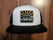 New Era Forever Collectible Andy Irons Billabong Snapback Hat AI Surf trucker