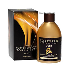 Cocochoco Brazilian Gold Premium Keratin Hair Treatment 8.4 oz/ 250 ml