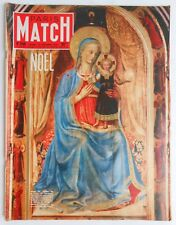 ►PM 348/1955 - NOEL FRA ANGELICO - PIE XII - CALLAS - PIER ANGELI - HONNEGER