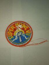 Vintage Super Bowl VII NFL Championship Los Angeles Embroidered Round Patch