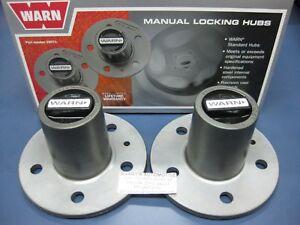WARN 29071 4WD Manual Locking Hubs Ford Ranger Explorer 90-97 Mazda Truck Navajo