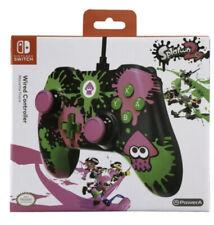 NEW!!! Splatoon 2 Wired Controller For Nintendo Switch BIRTHDAY GIFT 1 ssb zelda