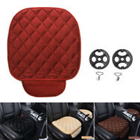 Car Non-Slip Front Seat Cover Soft & Breathable Pad Mat Protector Chair Cushion
