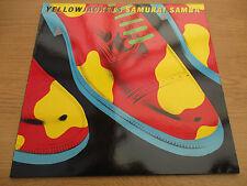 Yellowjackets – Samurai Samba Vinyl LP Album 1985 Jazz Fusion WARNER 925 204 1