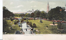Dorset Postcard - Pleasure Gardens - Bournemouth      BH776