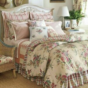 Chaps Wainscott Queen 4-pc Comforter Set