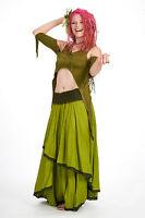 Hippy Flow Skirt, Long Boho Skirt, Gypsy Skirt, Festival Bohemian Hippie Skirt