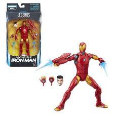 Black Panther Marvel Legends 6-Inch Invincible Iron Man Action Figure *Pre-Order