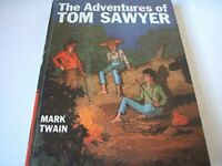 The Adventures of Tom Sawyer (De Luxe Classics S.) by Twain, Mark Hardback Book