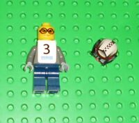 LEGO Minifigure - GG002s - SPORTS - Gravity Games - Snowboarder, No.3